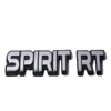 RC-EMB1031 Chrysler Spirit RT - Emblema Leyenda Spirit RT